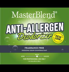 MasterBlend Anti-Allergen Deodorizer - 1 Gallon