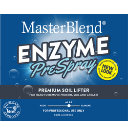 MasterBlend Enzyme Prespray - 6# Jar