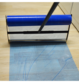 "Zip-Up® Hard Floor Protection Film (36"" x 200')"