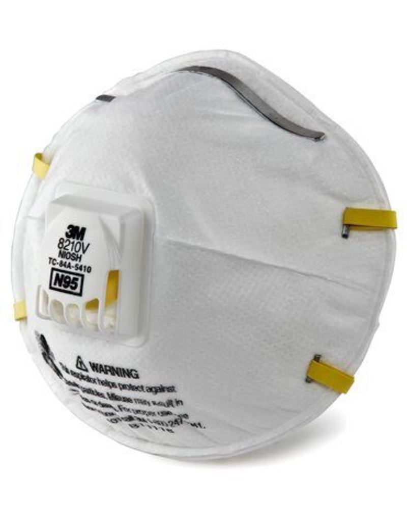 3M 3M® Dust Mask N95 (10PK) Cool Flow