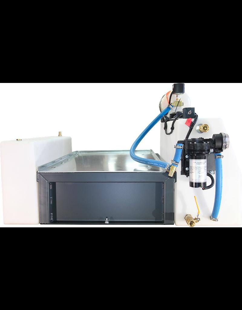 Sapphire Scientific 370 Submount Fresh Water Tank