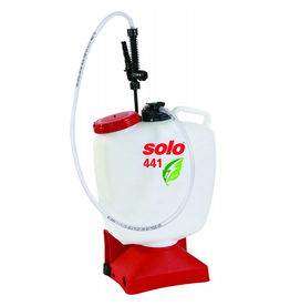 Solo Backpack Sprayer Battery Operated 4G