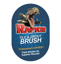 "Brush, The Raptor (11"") (C-24)"