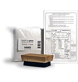 Kleenrite LeatherPlus Towels, 3-pack