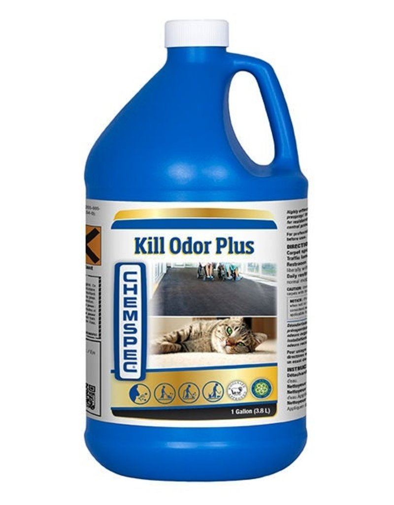 Chemspec Kill Odor Plus - Concentrated Odor Counteractant-Deodorizer