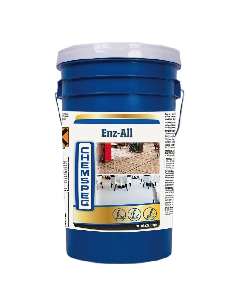 Chemspec Enz-All   Powder Prespray with Enzyme Ph 11