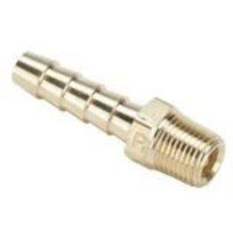 Parker Brass - 1/4 X 1/8 - BARB X MPT