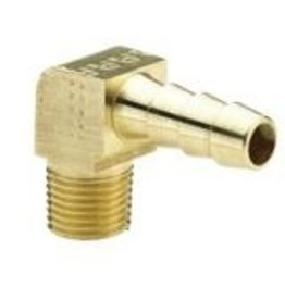 Parker Brass - Elbow 90 Deg 5/16 Barb x 1/8 MPT