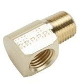 Parker Brass - 1/4 90 STREET ELBOW