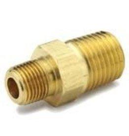 Parker Brass - 1/2 X 3/8 REDUCING NIPPLE