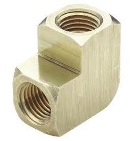 Parker Brass - 3/8 90 Union Elbow (F x F)