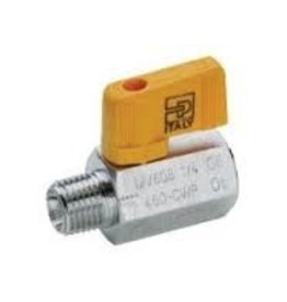 "Parker Ball Valve Mini - 1/4"" MxF Parker"