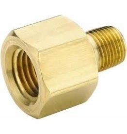 Parker Brass - 1/4 X 1/8 ADAPTER