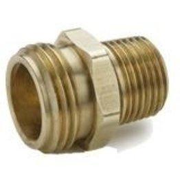 Parker Brass - 3/4 X 3/4 MALE GARGEN HOSE X MPT