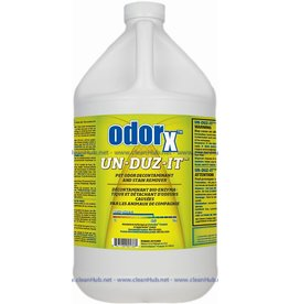 Pro Restore OdorX® Un-Duz-it - 1 Gallon