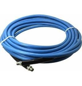 "CleanHub Hose, Continental HP 1/4"" X 50' Blue"