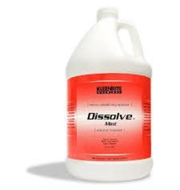 Kleenrite Dissolve Mint, 1 Gallon