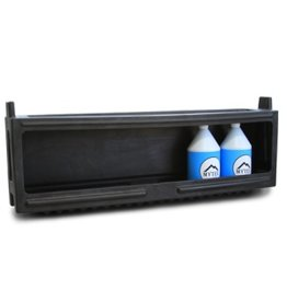 MYTEE *DISCONTINUED* (SEE A600)Chemical Shelf - Modular, Single Shelf (Plastic) Mytee