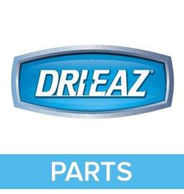 Drieaz Foot - 15/16 Od X 5/8Ht Rubber Blk