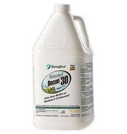 Benefect® Botanical Decon 30 Disinfectant, 1 Gallon
