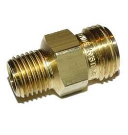 "Spraying Systems Jet Nozzle Body, 1/4"" Mpt Brass"