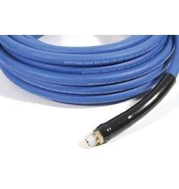 "CleanHub Hose, Continental HP 1/4"" X 125' Blue"