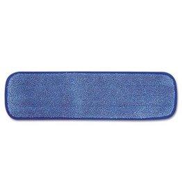 "CleanHub Microfiber Mop Pad Blue 18"""
