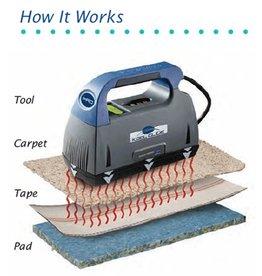 Kool Glide Carpet Seam Iron