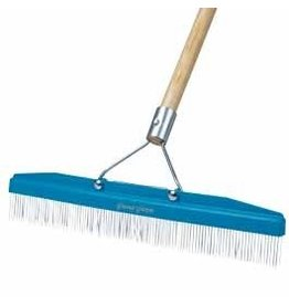GRANDI GROOMER - RAKE W/HANDLE