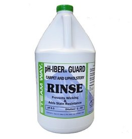 Steamway International PHIBER GUARD RINSE (Extraction)  - 1 GALLON