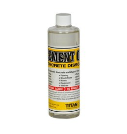 TITAN LABORATORIES TiTaN® Cement Off - 1 Pint
