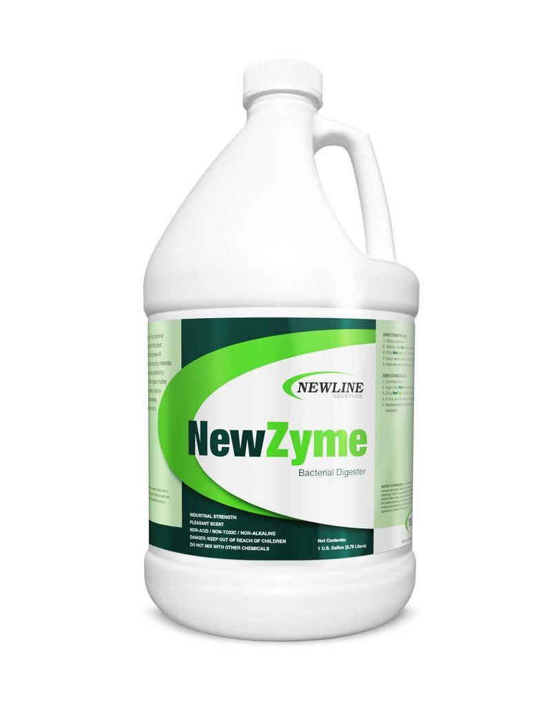 Newline Industries NewZyme | Enzymatic Odor Destroyer