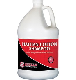Esteam HAITIAN COTTON SHAMPOO - PH 2.2 (1:4) ESTEAM - 1 GALLON