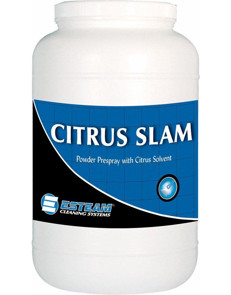 Esteam Citrus Slam   Powder Prespray with Enzymes Ph 12