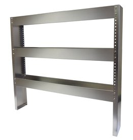 Chemical Shelf, 3 Tier Stainless Steel 48""