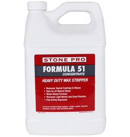 StonePro Formula 51 Stripper 1 Gallon