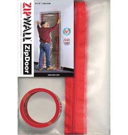 ZipWall ZipWall® ZipDoor Kit