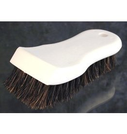 CleanHub Brush, Horse Hair Hand Held