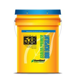 Sentinel Products INC. Sentinel 538 Smoke & Odor Encapsulant WHITE - 5 Gal Pail