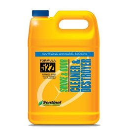 Sentinel Products INC. Sentinel 522 Smoke & Odor Cleaner/Destroyer - 1 Gallon