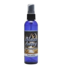 AROMA COUNTRY Blaze Away - Pure Leather - 4oz Bottle
