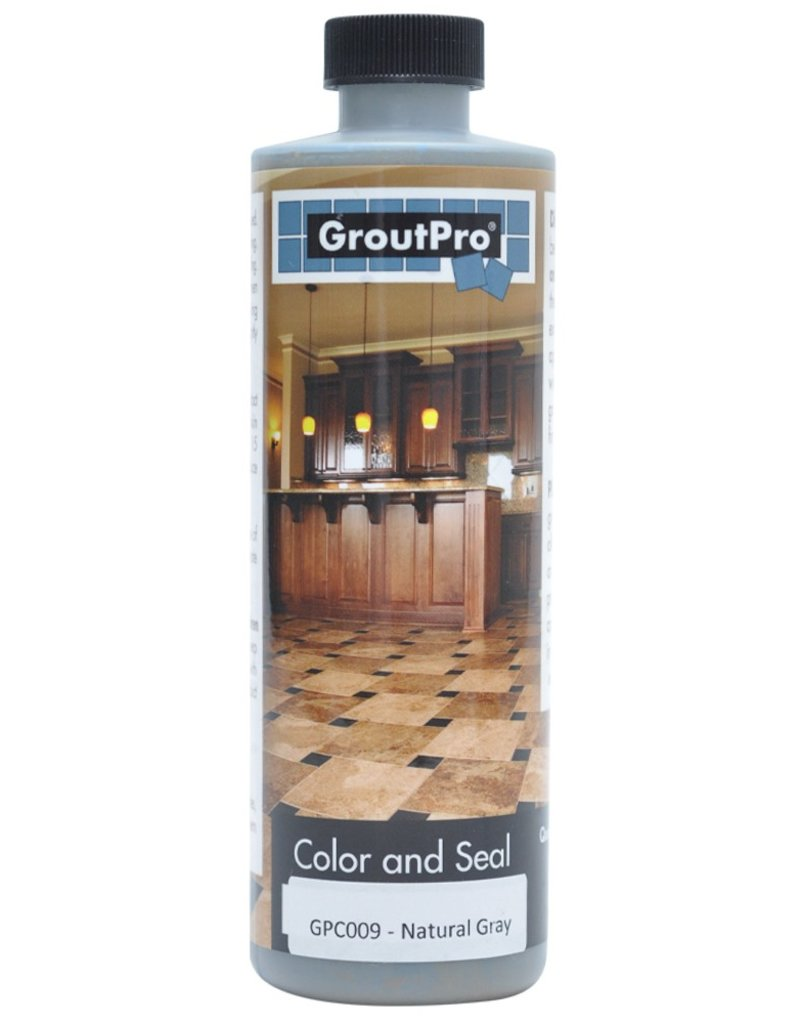 GroutPro GroutPro® Color Seal - Natural Gray