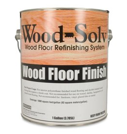 Chemspec WOOD-SOLV GLOSS FINISH - 1 GALLON