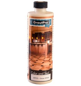 GroutPro GroutPro® Color Seal - Snow White