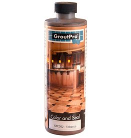 GroutPro GroutPro® Color Seal - Tobacco Brown
