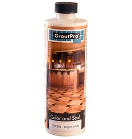 GroutPro GroutPro® Color Seal - Bright White