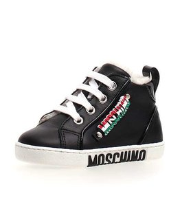 MOSCHINO TODDLER BOYS SNEAKERS