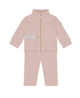 MONCLER BABY GIRLS JOGGING SUIT