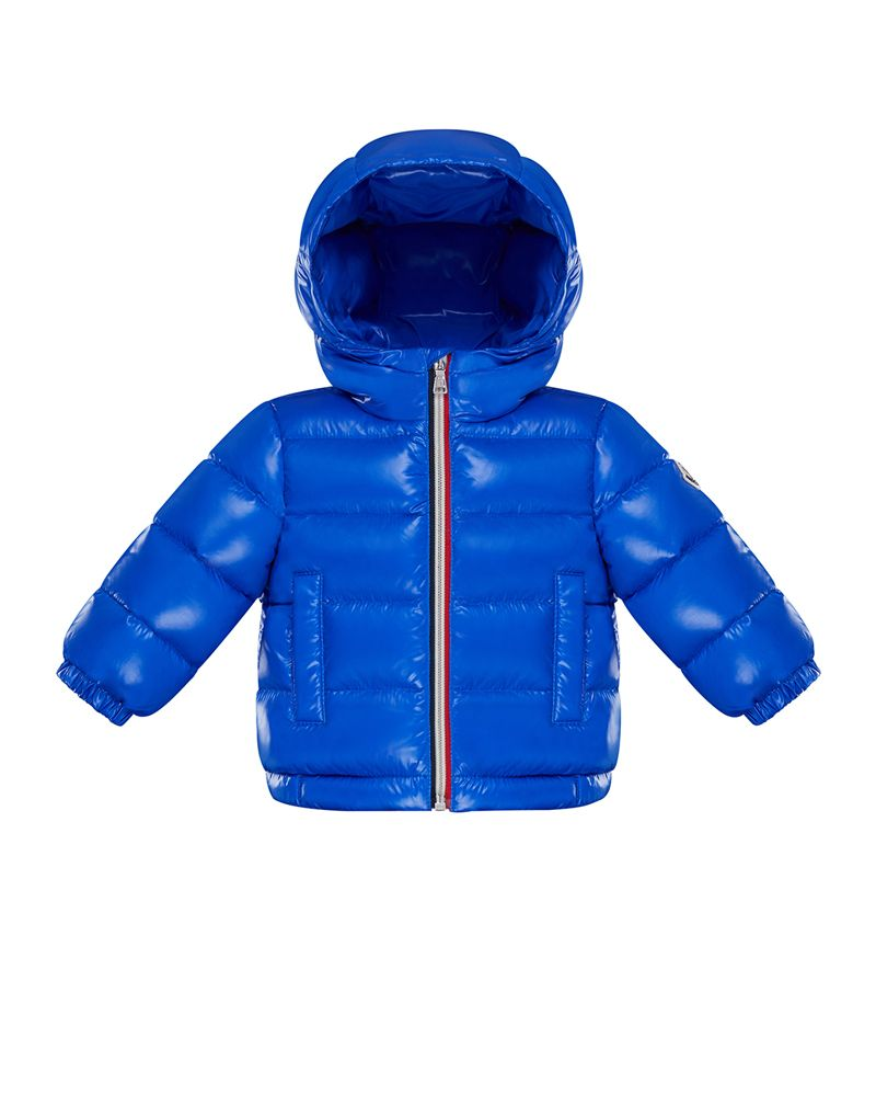 fb0868463c35 MONCLER MONCLER BABY BOYS AUBERT JACKET - Designer Kids Wear