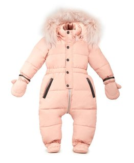 RUDSAK BABY GIRLS SNOWSUIT
